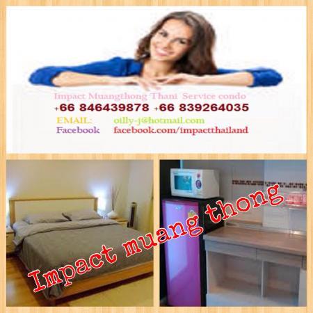ที่พักเมืองทอง อาคาร T8 ห้องมุม โทร 0821433161