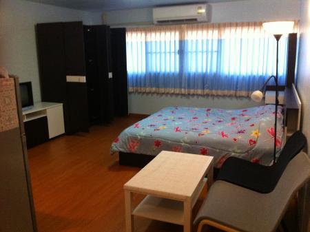 ที่พักเมืองทอง อาคาร T5 ห้องเล็กด้านนอก โทร 0951198525