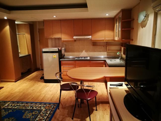 ให้เช่าห้อง   ห้องขนาดกลางด้านใน อาคาร C5 ชั้น 12