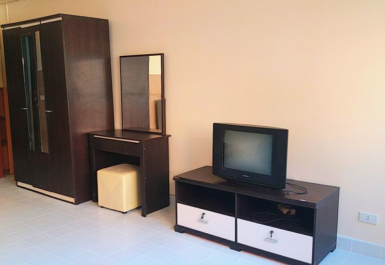 ให้เช่าห้อง   ห้องเล็กด้านใน อาคาร T1 ชั้น 10