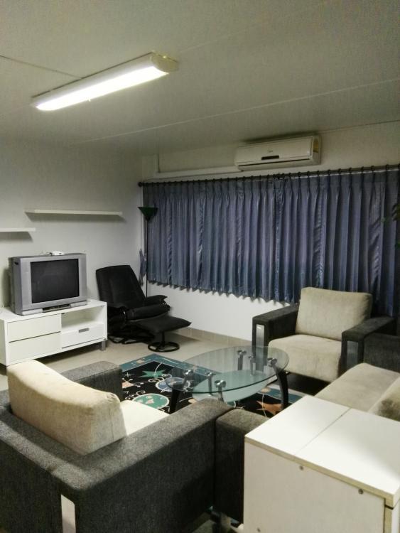 ให้เช่าห้อง   ห้องขนาดกลางด้านใน อาคาร C1 ชั้น 6