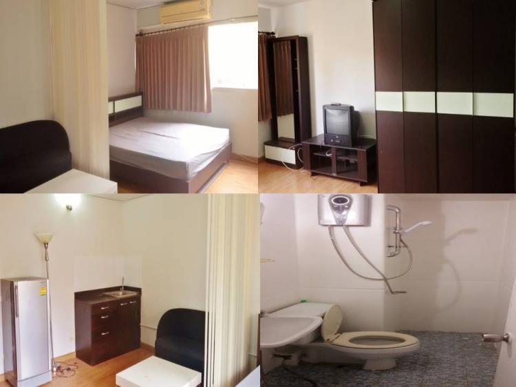 ที่พักเมืองทอง อาคาร T1 ห้องเล็กด้านใน โทร 0899931867