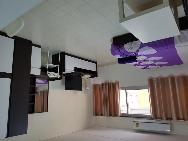 ที่พักเมืองทอง อาคาร T9 ห้องขนาดกลางด้านนอก โทร 0815408868