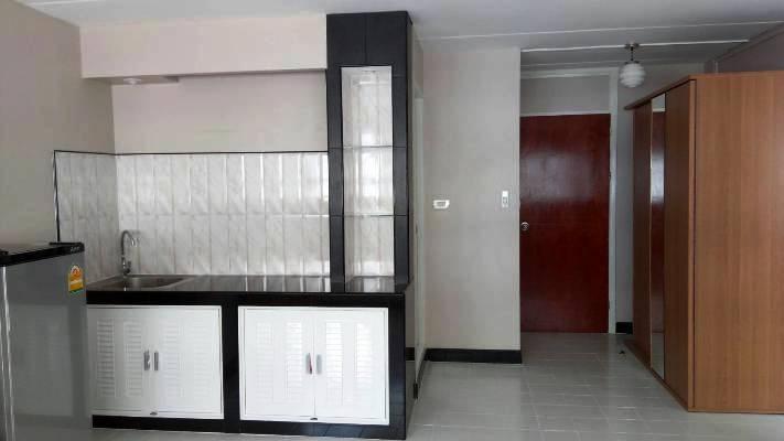 ให้เช่าห้อง   ห้องขนาดกลางด้านนอก อาคาร C8 ชั้น 13