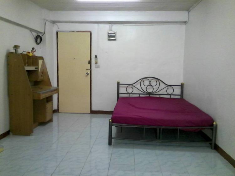 ที่พักเมืองทอง อาคาร T10 ห้องเล็กด้านนอก โทร 0819269605