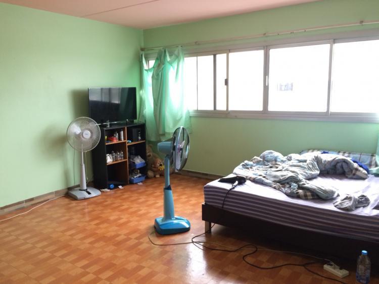 ที่พักเมืองทอง อาคาร P2 ห้องเล็กด้านนอก โทร 0838394917