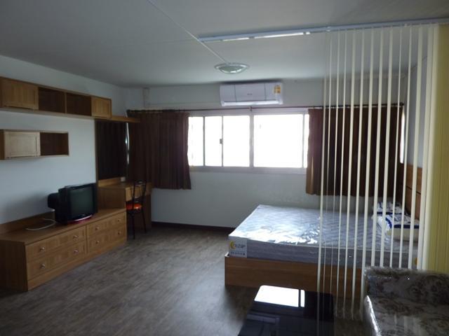 ที่พักเมืองทอง อาคาร T6 ห้องเล็กด้านนอก โทร 0863163222