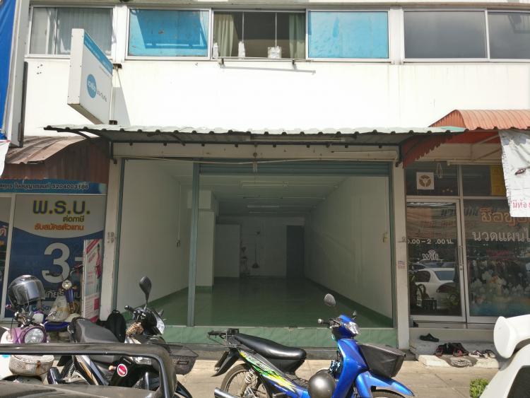 ให้เช่าห้อง   Shop ยาว อาคาร T10 ชั้น 1