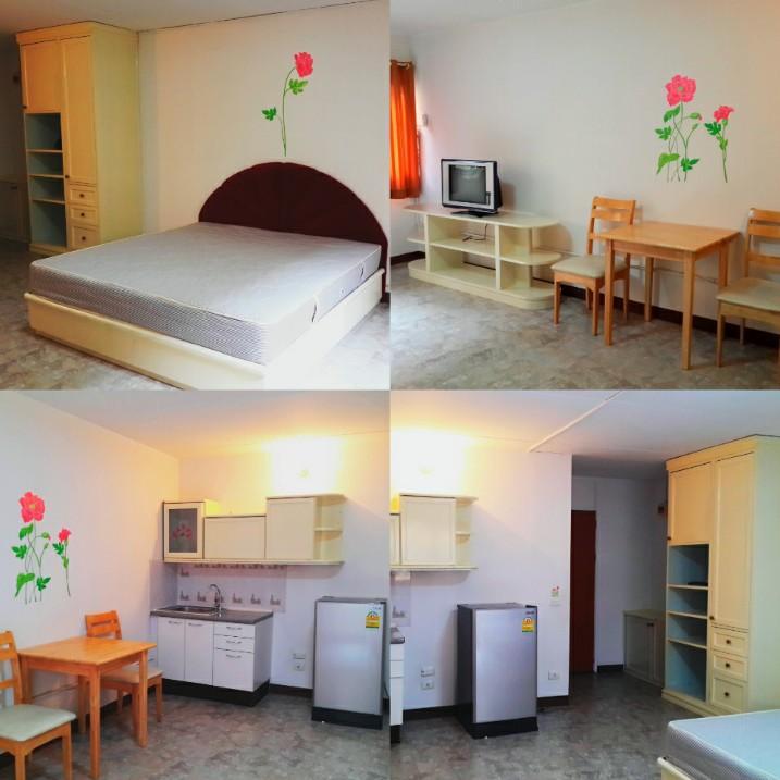 ให้เช่าห้อง   ห้องเล็กด้านใน อาคาร T1 ชั้น 6