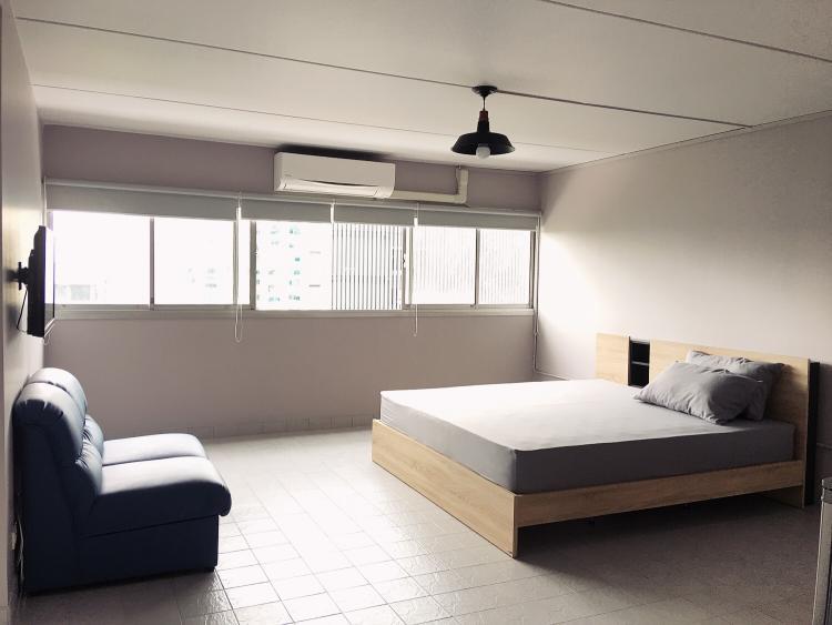ให้เช่าห้อง   ห้องขนาดกลางด้านนอก อาคาร C3 ชั้น 13