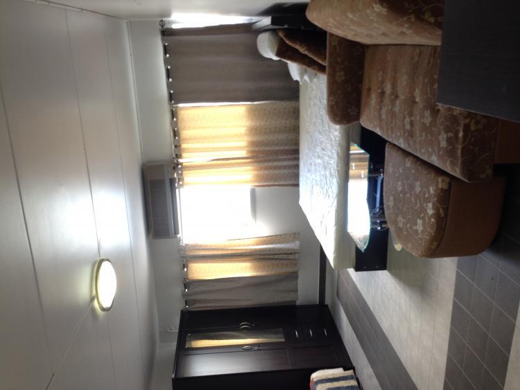 ขายห้อง ห้องเล็กด้านนอก อาคาร P2 ชั้น 4