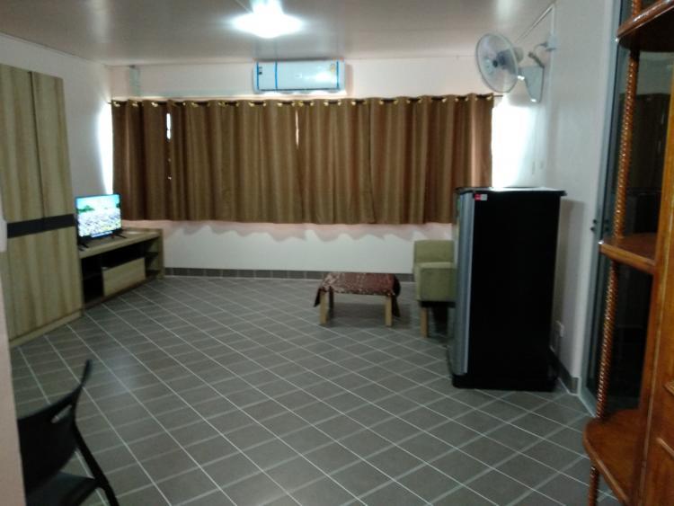 ให้เช่าห้อง   ห้องขนาดกลางด้านนอก อาคาร P1 ชั้น 16