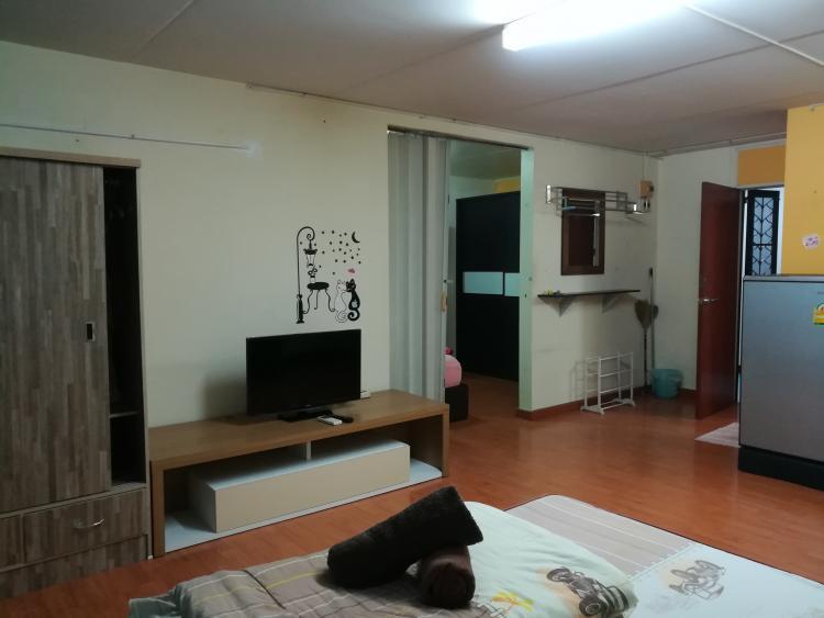 ขายห้อง ห้องขนาดกลางด้านใน อาคาร C8 ชั้น 15