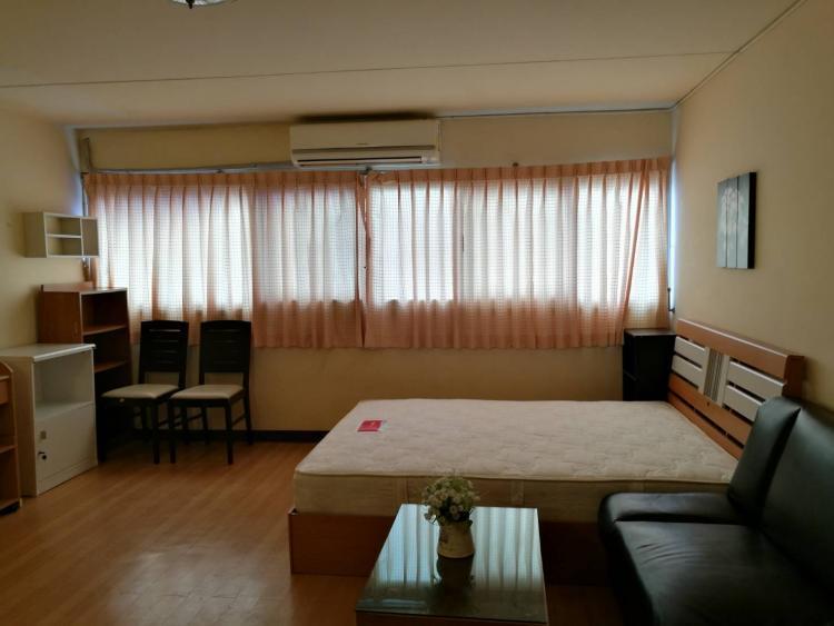 ขายห้อง ห้องเล็กด้านนอก อาคาร C5 ชั้น 11
