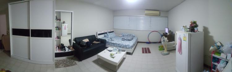 ให้เช่าห้อง   ข้างห้องมุม อาคาร C3 ชั้น 8
