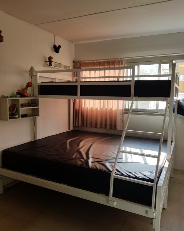 ให้เช่าห้อง   ห้องเล็กด้านใน อาคาร C8 ชั้น 14