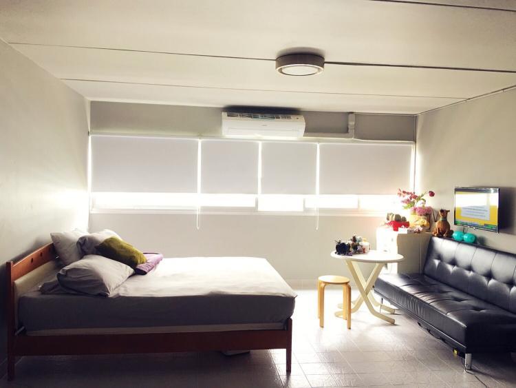 ให้เช่าห้อง   ข้างห้องมุม อาคาร C3 ชั้น 10