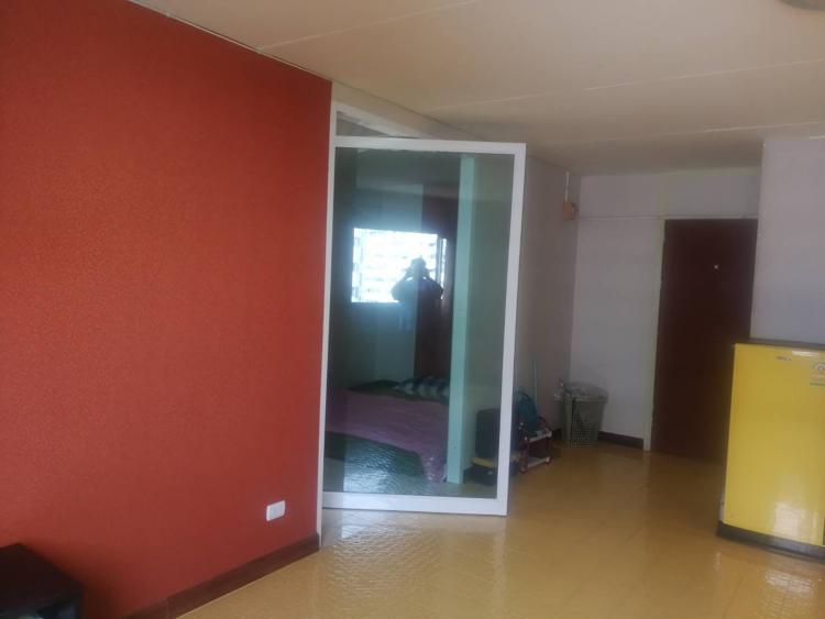 ให้เช่าห้อง   ห้องขนาดกลางด้านนอก อาคาร T6 ชั้น 9