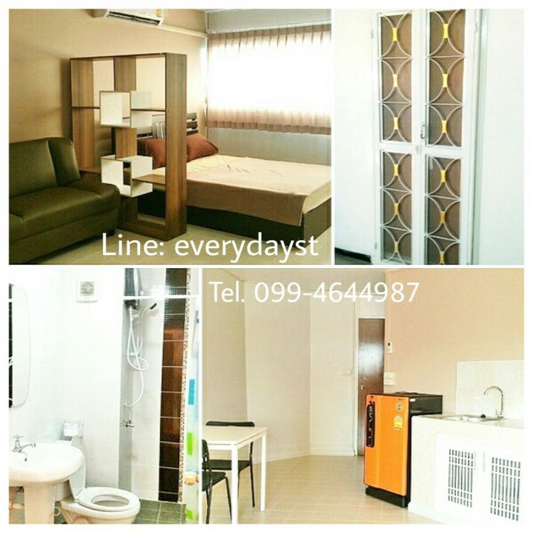 ให้เช่าห้อง   ข้างห้องมุม อาคาร C2 ชั้น 16