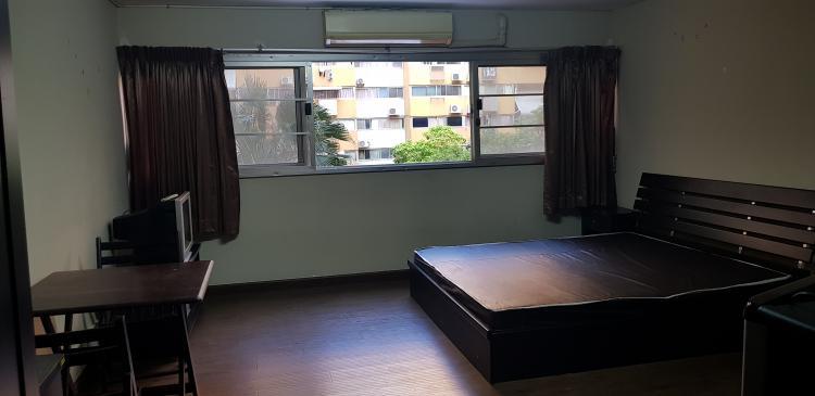 ให้เช่าห้อง   ห้องเล็กด้านใน อาคาร C1 ชั้น 5