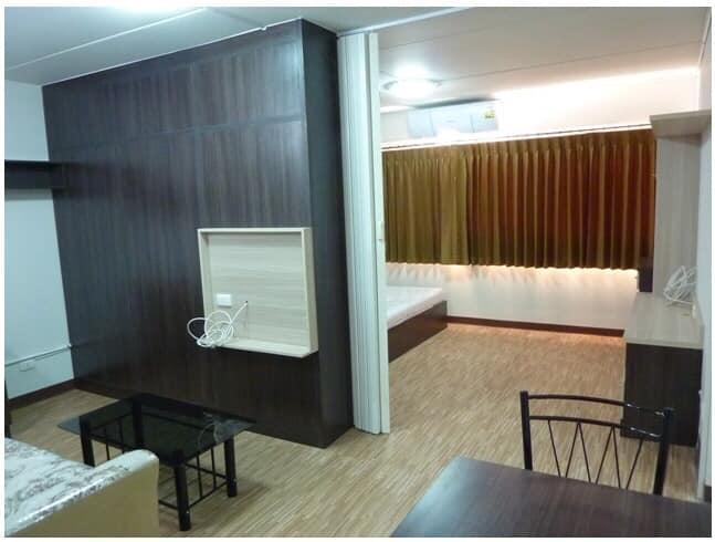 ขายห้อง ห้องขนาดกลางด้านใน อาคาร C7 ชั้น 9