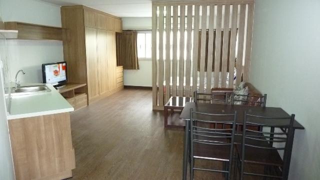 ให้เช่าห้อง   ห้องเล็กด้านนอก อาคาร C1 ชั้น 12
