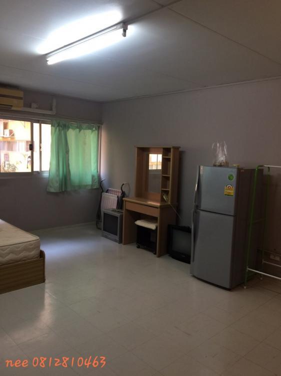 ที่พักเมืองทอง อาคาร C6 ห้องเล็กด้านใน โทร 0971937870