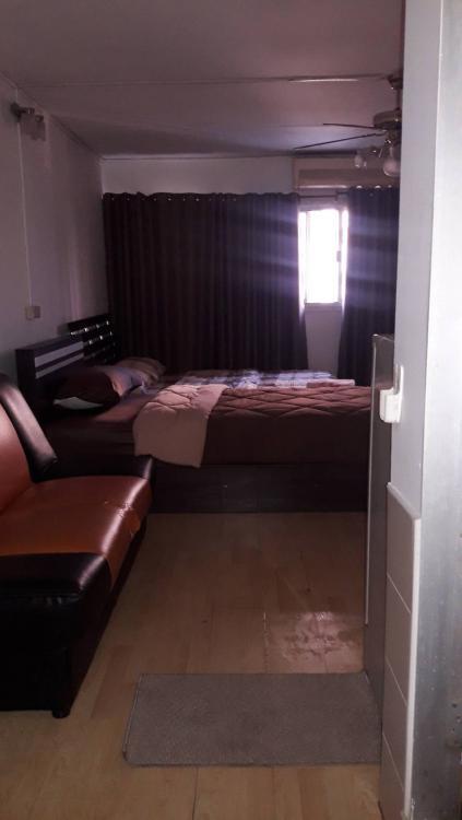 ขายห้อง ห้องเล็กด้านนอก อาคาร C8 ชั้น 4