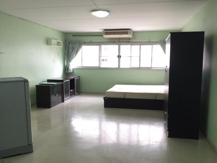 ที่พักเมืองทอง อาคาร T6 ห้องขนาดกลางด้านนอก โทร 0824623645