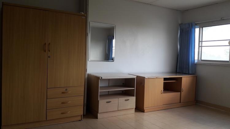 ขายห้อง ห้องเล็กด้านนอก อาคาร P1 ชั้น 3