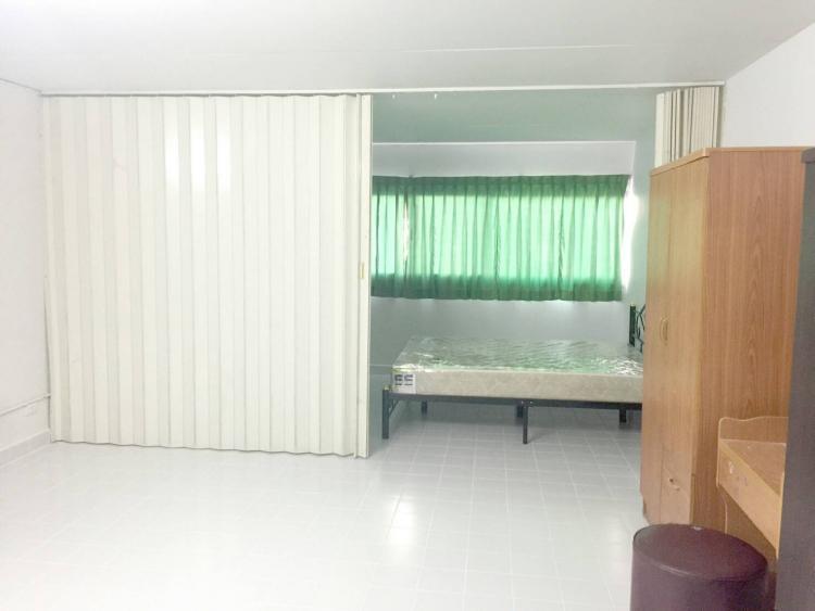ให้เช่าห้อง   ห้องมุม อาคาร T6 ชั้น 2