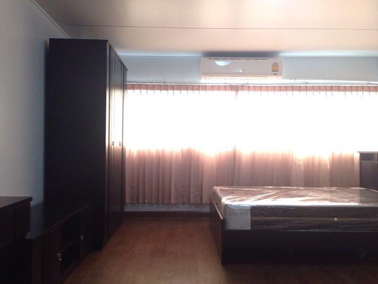 ให้เช่าห้อง   ห้องเล็กด้านนอก อาคาร C7 ชั้น 11
