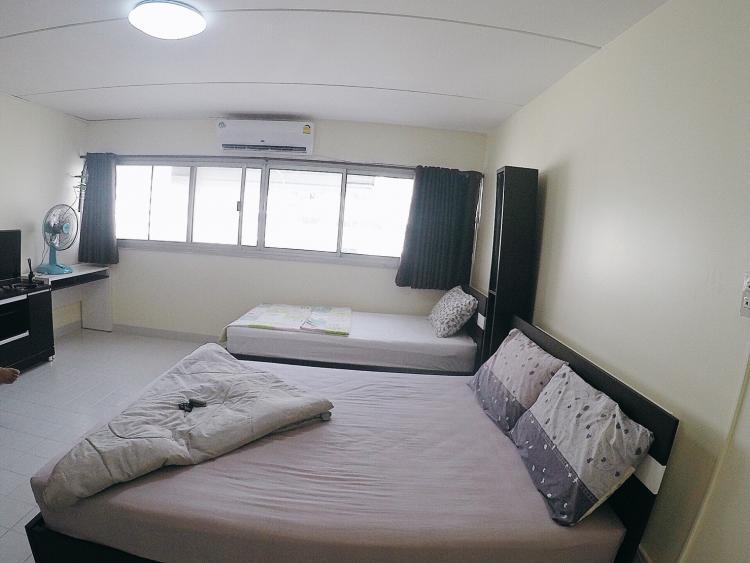 ให้เช่าห้อง   ข้างห้องมุม อาคาร P2 ชั้น 6