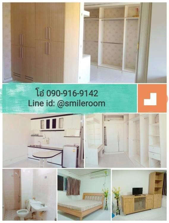 ที่พักเมืองทอง อาคาร T2 ห้องขนาดกลางด้านใน โทร 0909169142