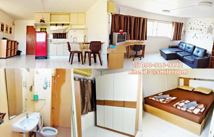 ให้เช่าห้อง   ห้องขนาดกลางด้านใน อาคาร T1 ชั้น 14