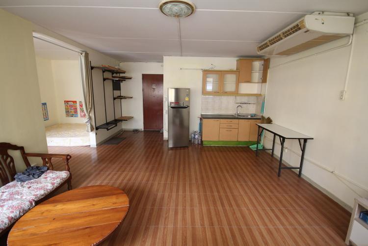 ให้เช่าห้อง   ห้องขนาดกลางด้านใน อาคาร T6 ชั้น 7