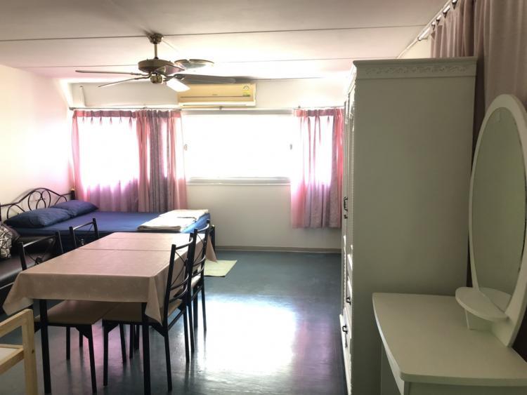 ขายห้อง ห้องขนาดกลางด้านใน อาคาร T8 ชั้น 10