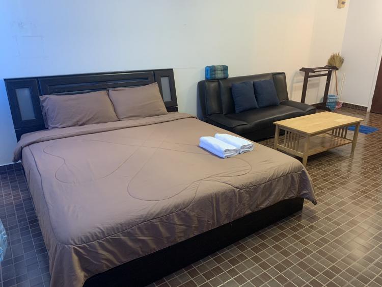 ที่พักเมืองทอง อาคาร C5 ห้องเล็กด้านนอก โทร 0869225555