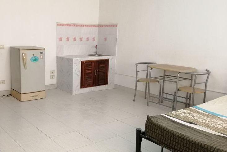 ที่พักเมืองทอง อาคาร T8 ห้องเล็กด้านนอก โทร 0845686986