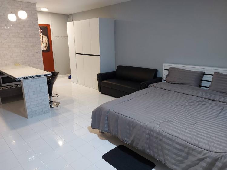 ให้เช่าห้อง   ห้องเล็กด้านใน อาคาร T6 ชั้น 8
