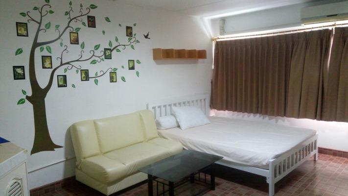 ที่พักเมืองทอง อาคาร C6 ข้างห้องมุม โทร 0970894355