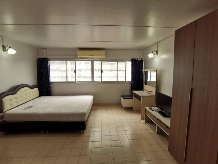 ให้เช่าห้อง   ห้องเล็กด้านนอก อาคาร C7 ชั้น 5