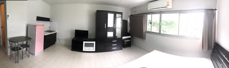 ที่พักเมืองทอง อาคาร T2 ห้องเล็กด้านนอก โทร 0836088387