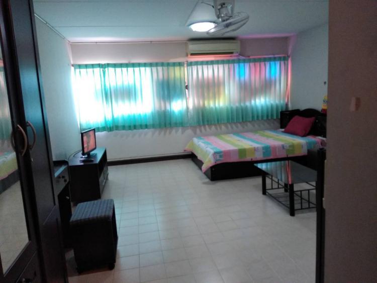 ให้เช่าห้อง   ห้องขนาดกลางด้านใน อาคาร C7 ชั้น 14