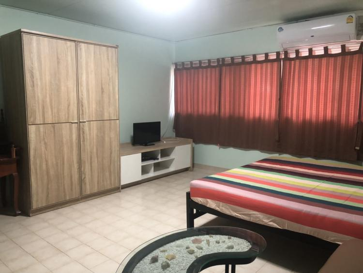 ที่พักเมืองทอง อาคาร C2 ห้องเล็กด้านใน โทร 0845264665