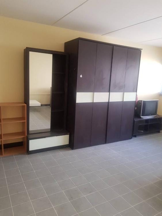 ให้เช่าห้อง   ห้องเล็กด้านใน อาคาร T7 ชั้น 8