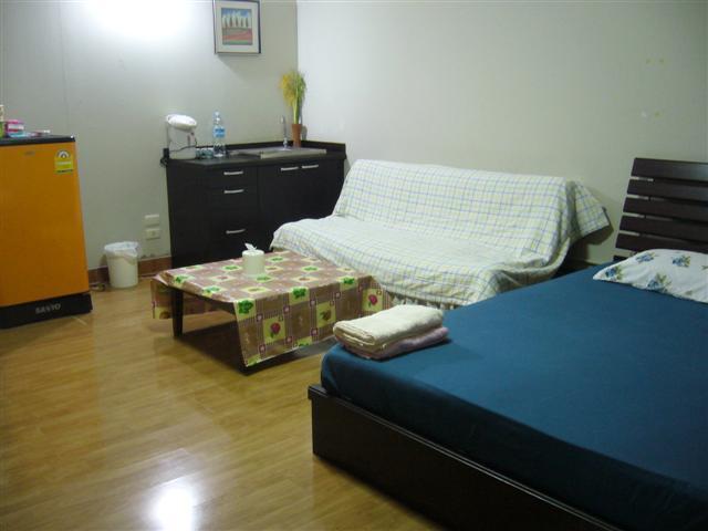 ให้เช่าห้อง   ห้องเล็กด้านใน อาคาร T5 ชั้น 11
