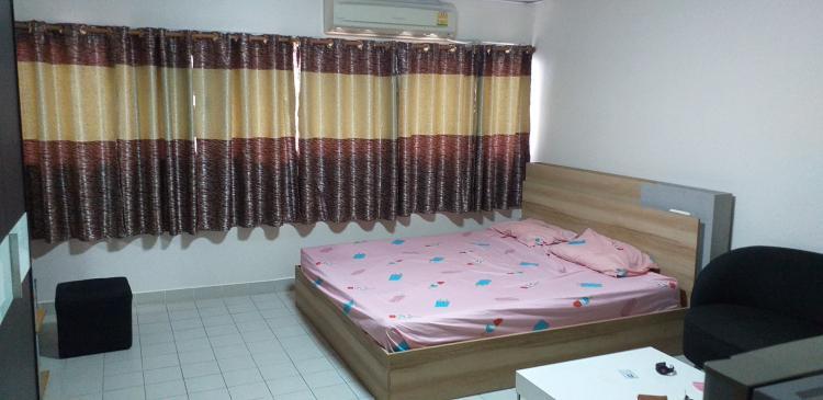 ที่พักเมืองทอง อาคาร T12 ห้องเล็กด้านนอก โทร 0867765775