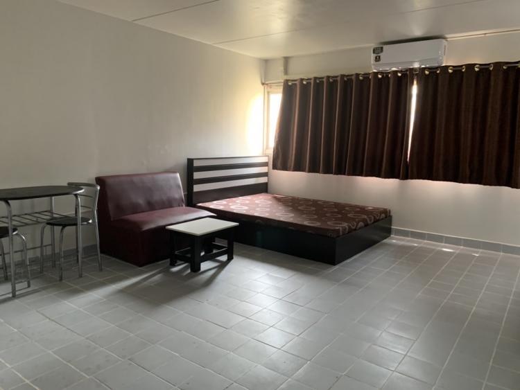 ที่พักเมืองทอง อาคาร T2 ห้องเล็กด้านใน โทร 0974198795