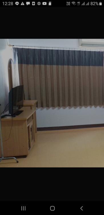 ที่พักเมืองทอง อาคาร C8 ห้องเล็กด้านนอก โทร 0986351265